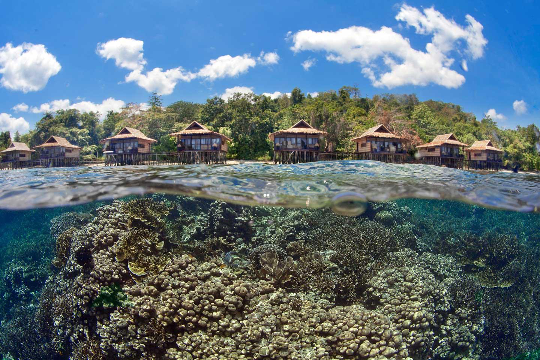 birie island