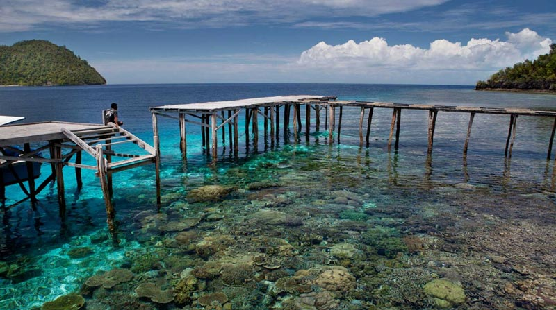 some facts about Raja Ampat