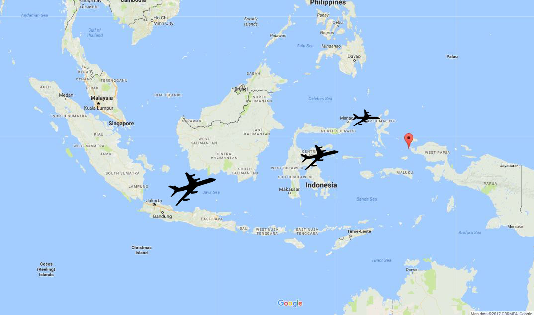 How to Get to Raja Ampat