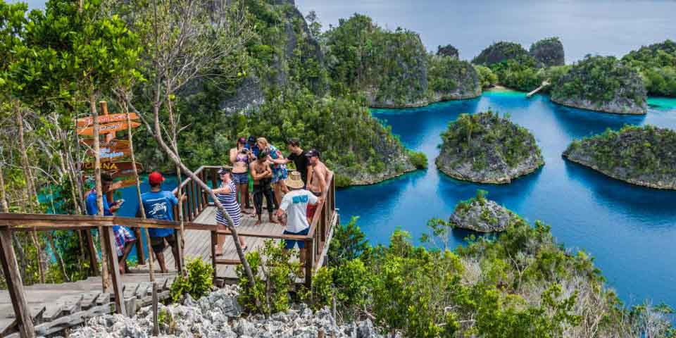 Eco Resort in Raja Ampat