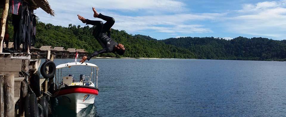 Explore Diving Papua Raja Ampat