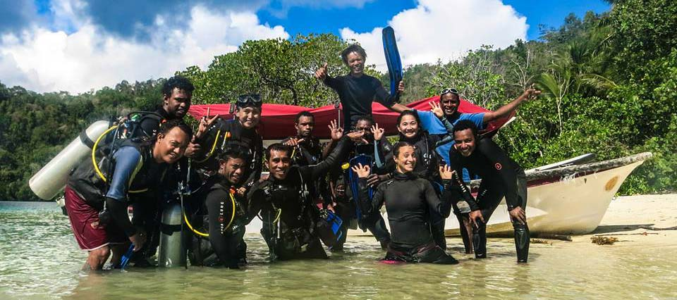 Diving In Raja Ampat With Papua Paradise