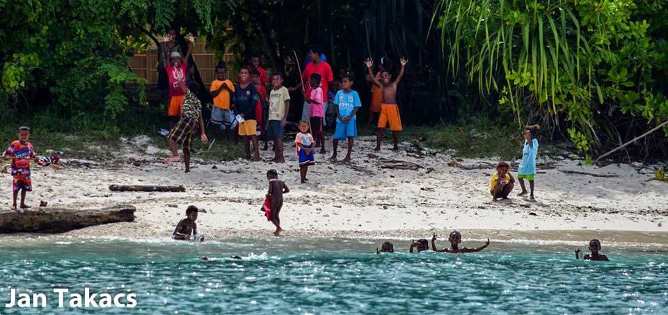 Raja Ampat People Papua Paradise