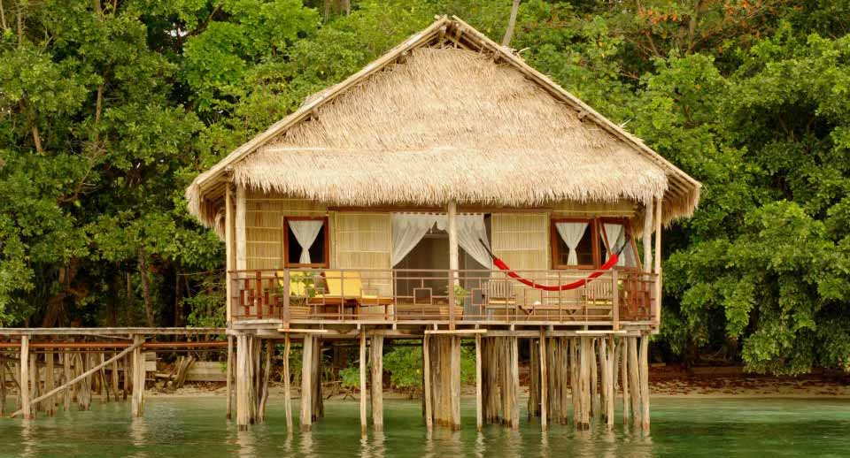 Raja Ampat eco resort and Dive center