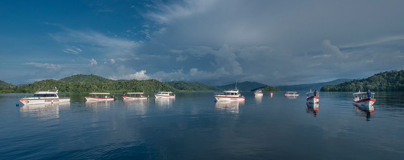 diving raja ampat experience