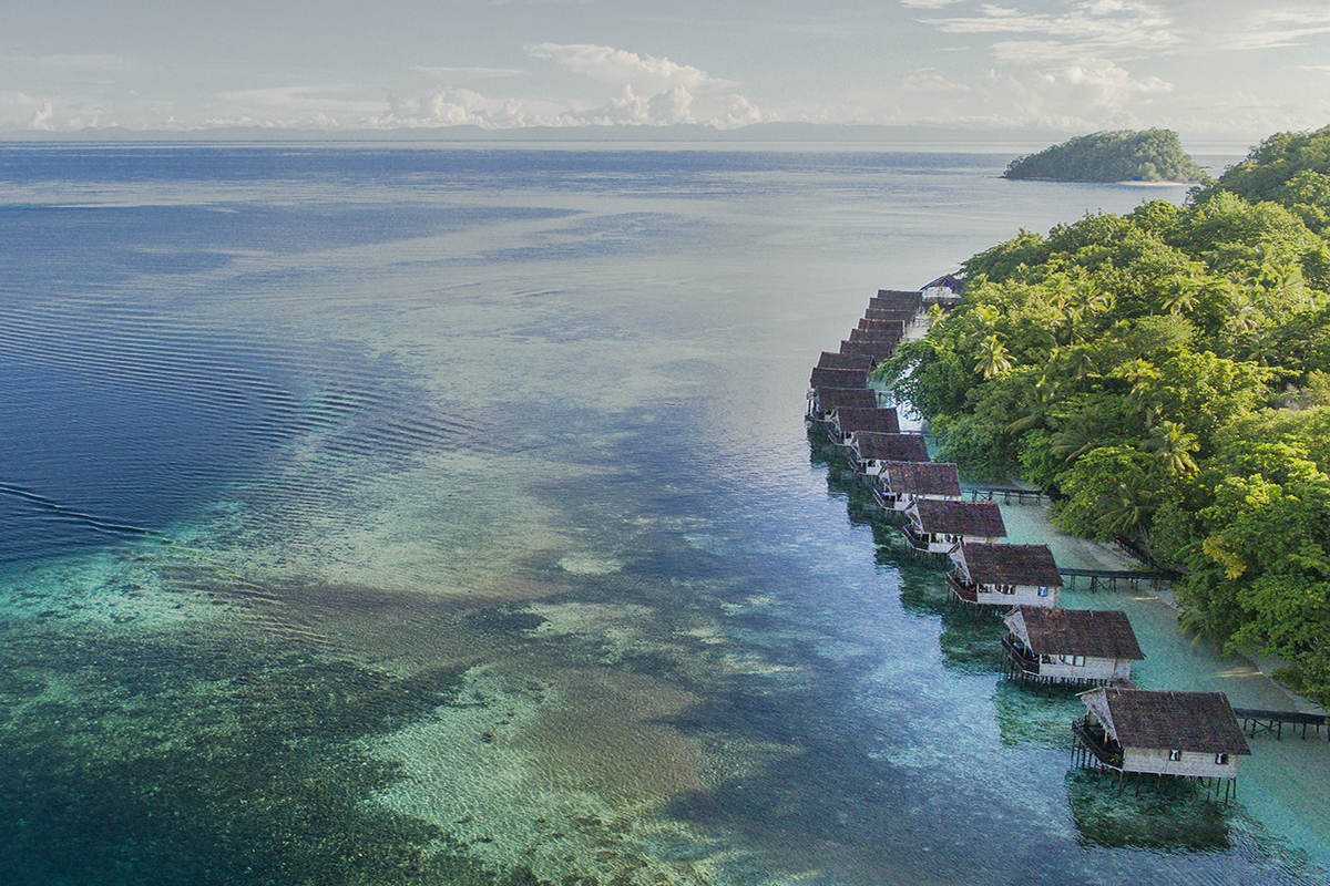 Papua Paradise in Top 10 World's Best Dive Resorts: DIVE Travel Awards 2017
