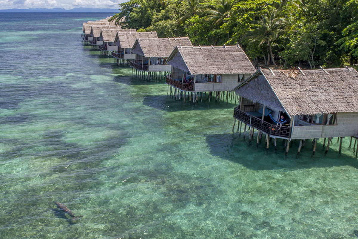 Papua Paradise Eco Resort Raja Ampat, Indonesia
