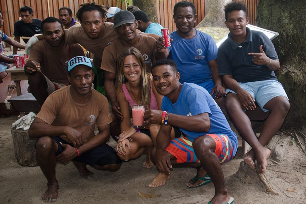 Meeting the People of Raja Ampat, West Papua, Indonesia