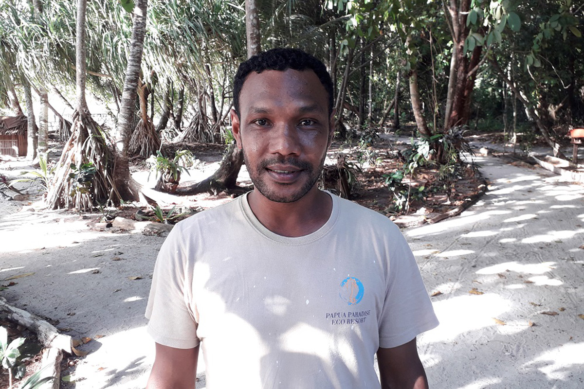 Papua Paradise through the eyes of our Housekeeping Manager