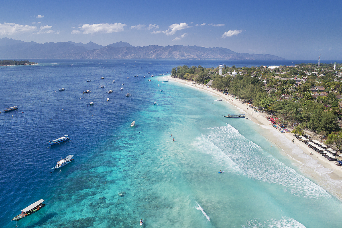 Gili Islands, Top 10 Dive Spots in Indonesia