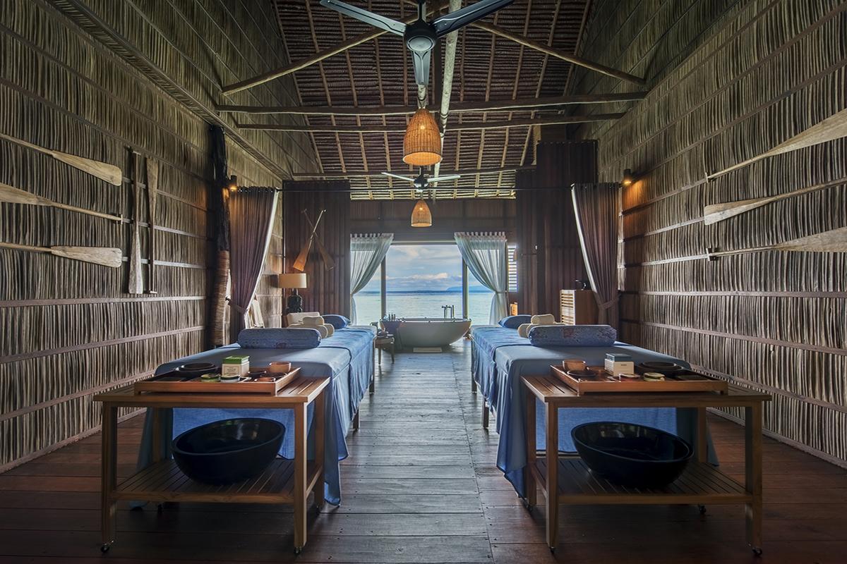 Spa in Paradise at Papua Paradise Eco Resort