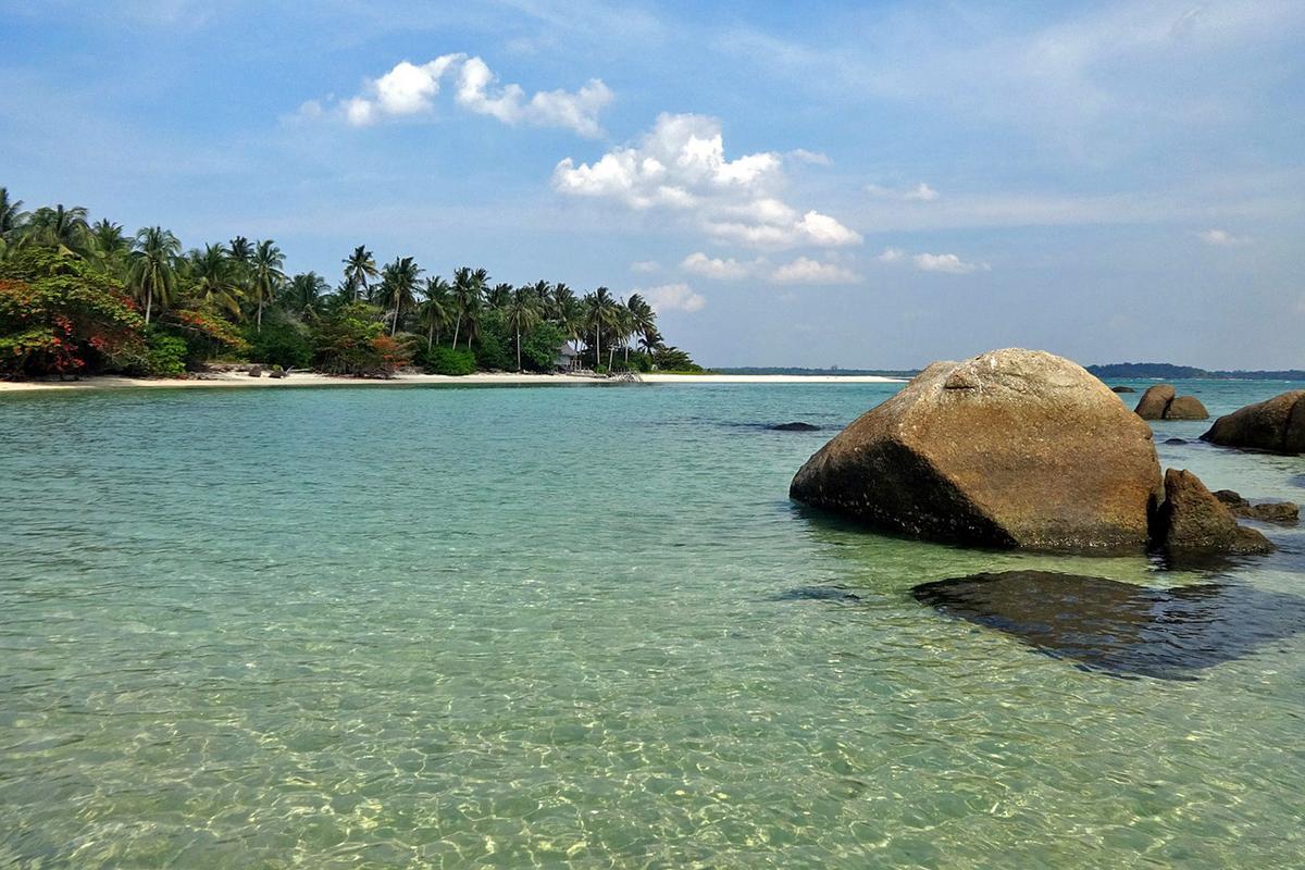 Bangka & Belitung Islands, Top 10 Dive Spots in Indonesia