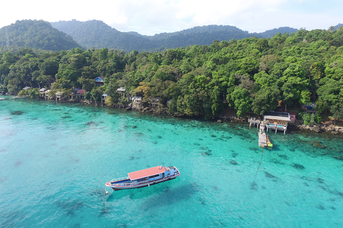 Pulau Weh, Top 10 Dive Spots in Indonesia