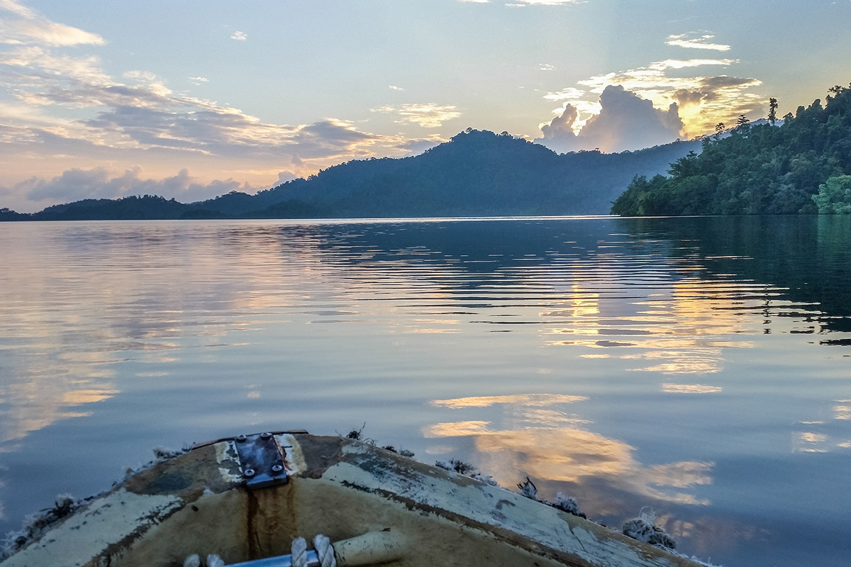 Hornbill Island_5 Places You Need to See in Raja Ampat