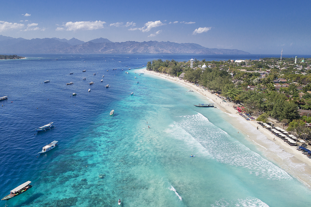 The Gili Islands - 5 Places in Indonesia that Should Be on Your Travel Bucket List