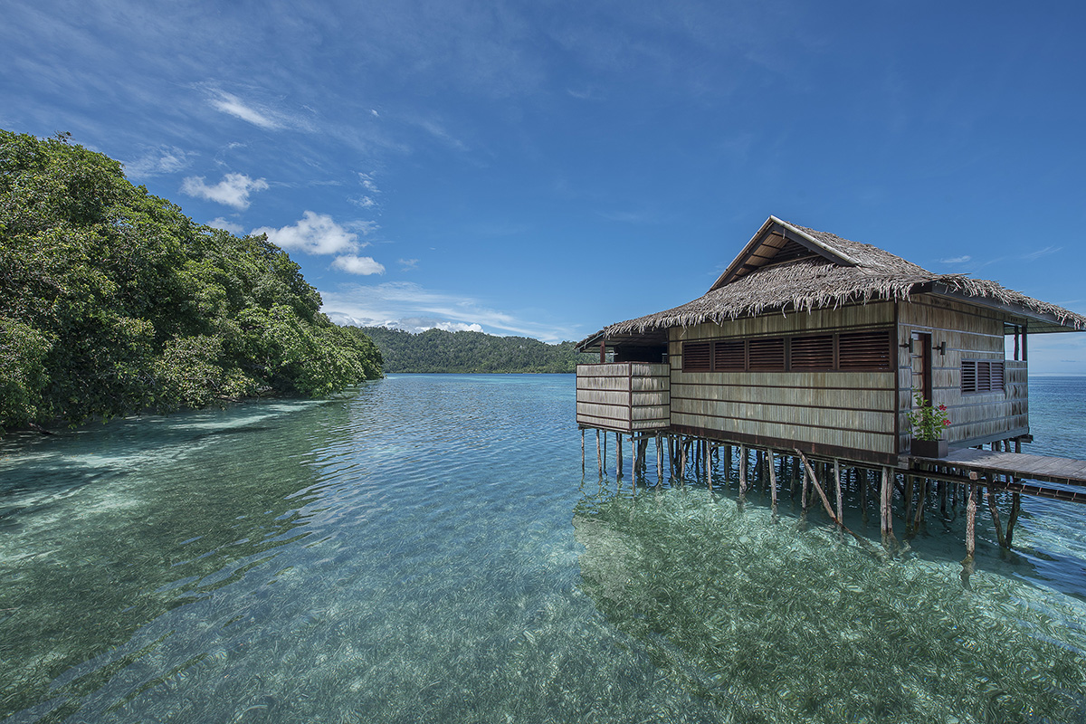 Why You Should Choose a Shore Stay Over a Liveaboard in Raja Ampat