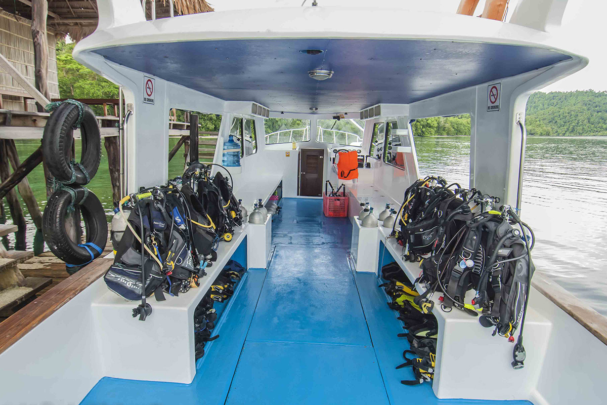 Refreshing Your Dive Skills Before Your Raja Ampat Dive Trip