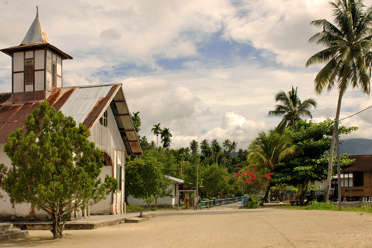 Religion in Raja Ampat