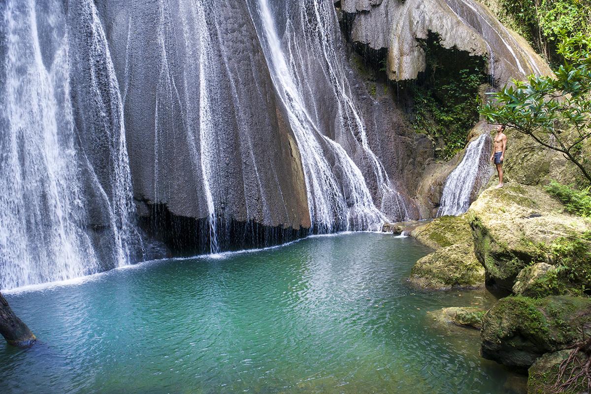 Batanta Waterfall Trip Raja Ampat