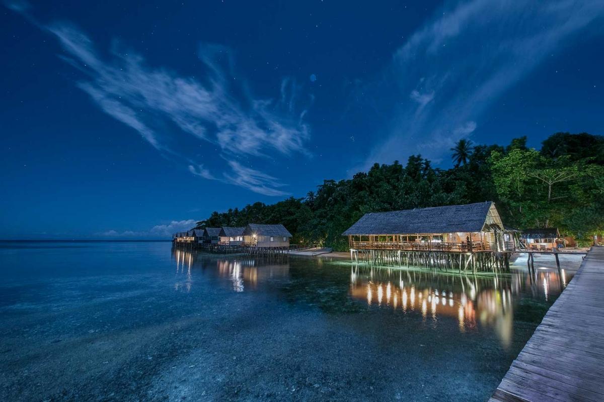 Welcome to papua paradise - Raja ampat dive resort reviews ...